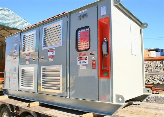 Custom substation
