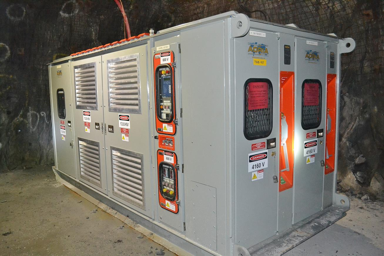 Product | ADRIA Power Systems